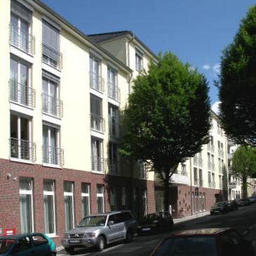 Altenheim Lindenplatz Aachen
