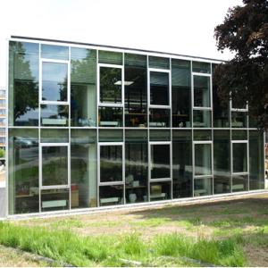 Versuchshalle G IMB der RWTH Aachen